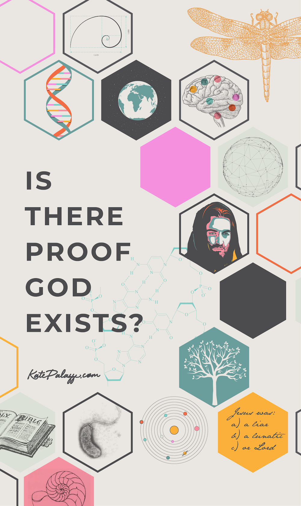 Is there proof God exists?
