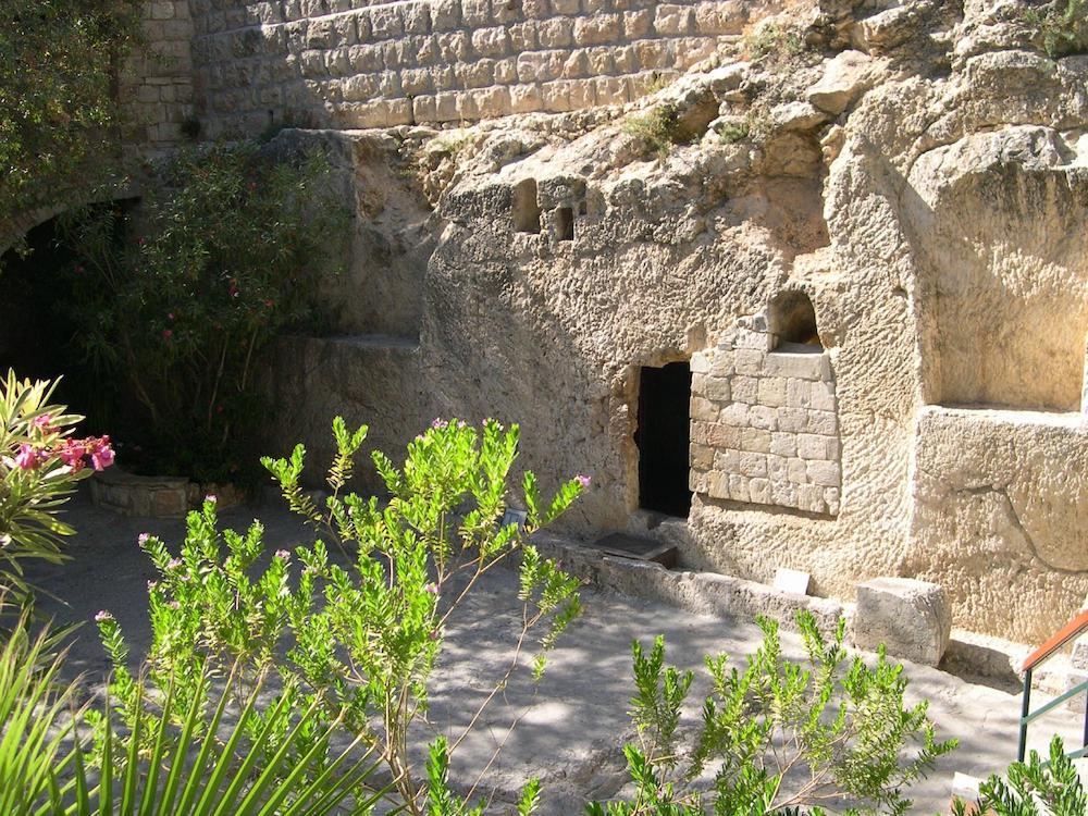 Possibly Jesus garden tomb